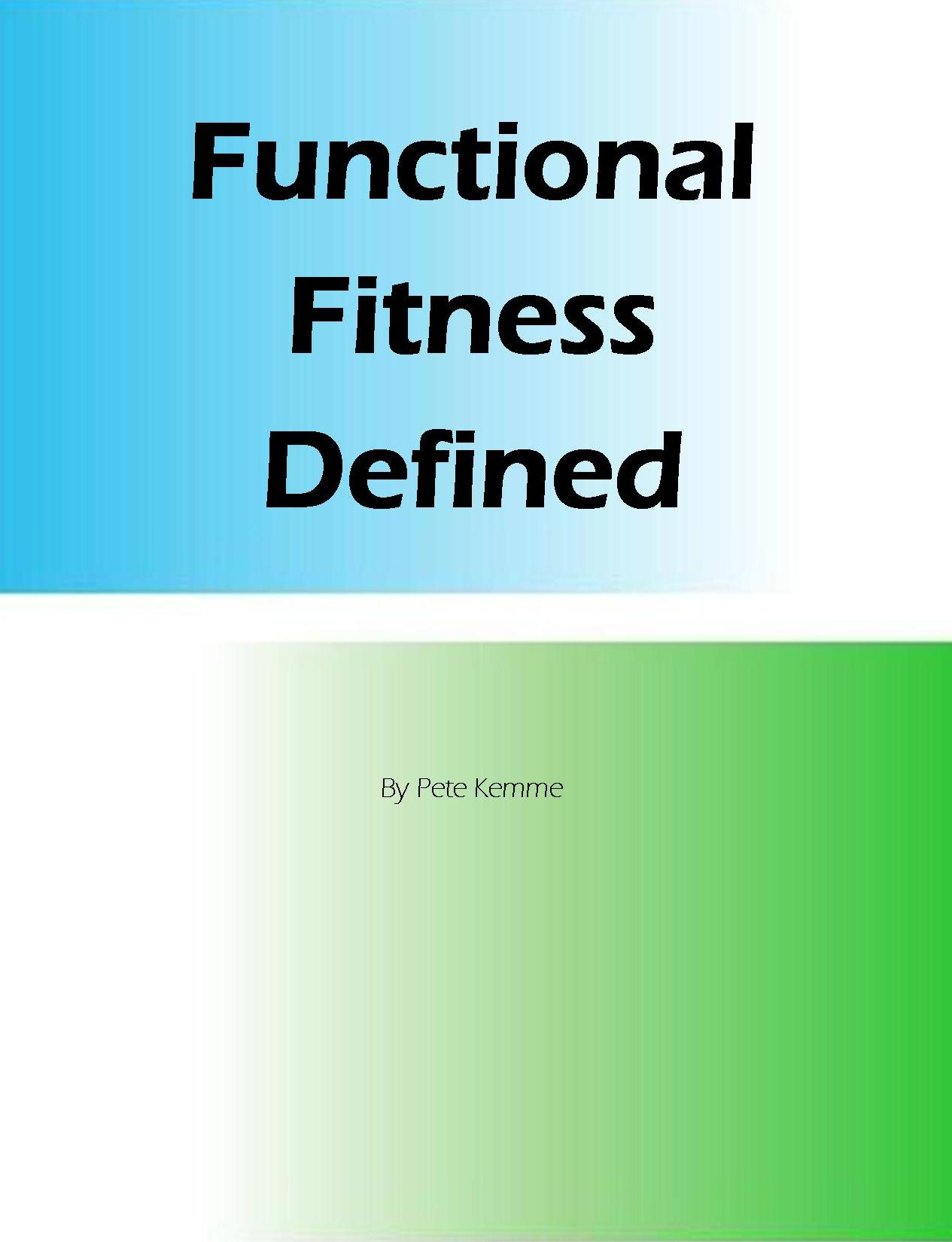 FF defined